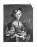 Mademoiselle Marie Salle by French School