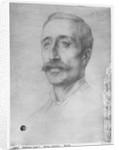 Alfred Drury by Alphonse Legros