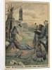 Death of Hiawatha by French School