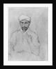 Arab smoking the pipe by Theodore Chasseriau