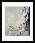 The Artist in Despair over the Magnitude of Antique Fragments by Henry Fuseli
