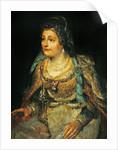 Female figure by Aert de Gelder