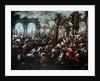 Adoration of the Magi by Alessandro Magnasco