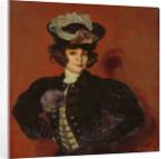 Portrait of a Woman by Ignacio Zuloaga y Zabaleta