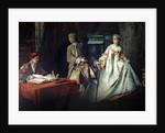 Gallant Hour by Nicolas Lancret