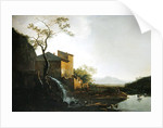 Landscape with Watermill by Jan Asselyn