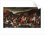 The Market, or The Fair of Poggio a Caiano by Giuseppe Maria Crespi