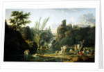 Morning, The Bathers by Claude Joseph Vernet