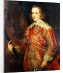 Portrait of Cardinal-Infante Ferdinand of Austria by Anthony van Dyck