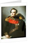 General Decaen by Pierre Antoine Augustin Vafflard