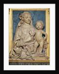 Madonna and Child by Andrea del Verrocchio