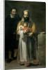 The Bearded Woman Breastfeeding by Jusepe de Ribera