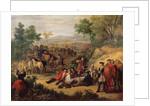 St. George and the Princess of Trebizond by Antonio Pisanello