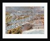 View and Map of the Town of Toledo by El Greco