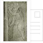 An Angel by Agostino di Duccio