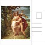 Apollo and Daphne by Andrea the Elder Appiani