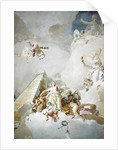 The Glory of Spain by Giovanni Battista Tiepolo