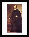 Portrait of a Missionary by Jusepe de Ribera