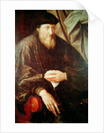 Portrait of Andrea Doria by Jan Massys or Metsys