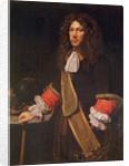 Portrait of Vauban by French School