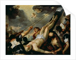 The Crucifixion of Saint Peter by Luca Giordano