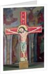 Crucifix of Llussà by Master of Llussà