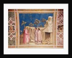 Joachim among the Shepherds by Giotto di Bondone