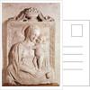 Virgin and Child by Jacopo della Quercia
