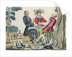 The Patriotic Snack, Reunion of the Three Estates by French School