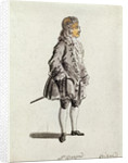 The Actor Brizard by French School