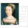 Portrait of Queen Claude by Corneille de Lyon