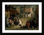 The Court Ball by Martin Pepyn or Pepin