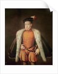 Don Carlos, Prince of Asturias and Portugal by Alonso Sanchez Coello