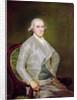Portrait of Francisco Bayeu y Subias by Francisco Jose de Goya y Lucientes
