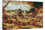 Kermesse by David Vinckeboons