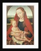 Virgin and Child by Hans Memling