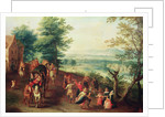 Country Dance by Flemish School