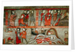 Altar Frontal with scenes from the life of Saint Clement by Catalan School