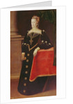 Archduchess Maria of Austria by Sir Anthonis van Dashorst Mor
