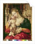 Virgin and Child by Jan Gossaert