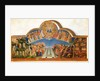 The Last Judgement, altarpiece from Santa Maria degli Angioli by Fra Angelico