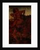 Hercules and Antaeus by Antonio Pollaiuolo
