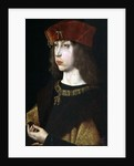 Portrait of Philip the Handsome by Flemish School