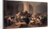 Court of the Inquisition by Francisco Jose de Goya y Lucientes