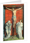 Calvary by Rogier van der Weyden