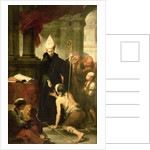 St. Thomas of Villanueva Distributing Alms by Bartolome Esteban Murillo