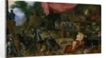 The Sense of Touch by Jan & Rubens