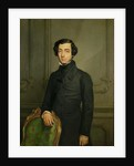 Charles-Alexis-Henri Clerel de Tocqueville by Theodore Chasseriau
