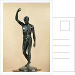 Flayed Body (L'Ecorche) by Jean-Antoine Houdon