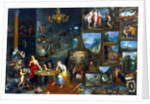 Sight and Smell by Jan the Elder Brueghel